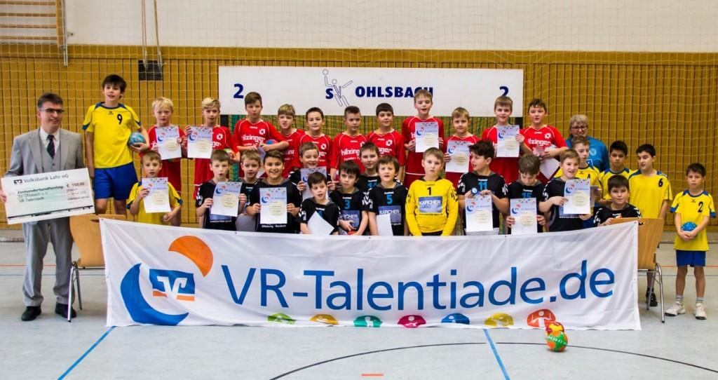 VR-Talentiade beim SV Ohlsbach