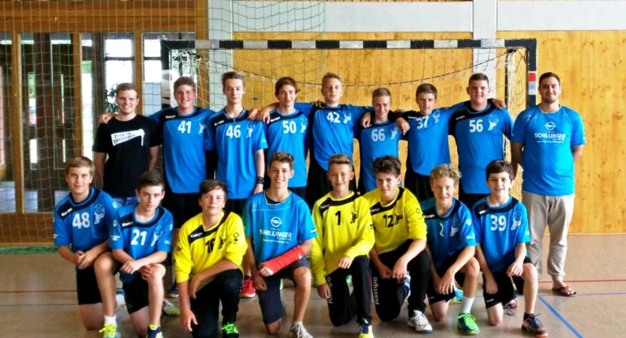 Jugend C männlich - JSG ZEGO