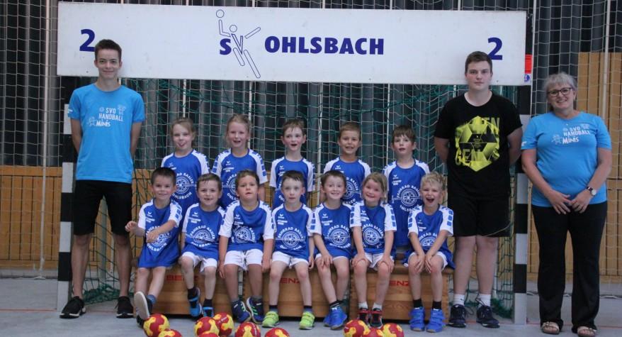 Minis - SV Ohlsbach